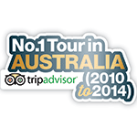 No.1 Australian Tour 2010 to 2014