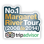 No.1 Margaret River Tour 2008 to 2014