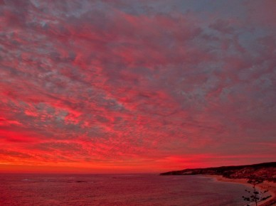 Margaret River sunset march 2013